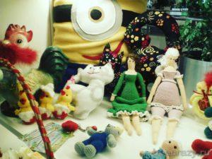 Добрые игрушки, полезные игрушки, вкусные игрушки