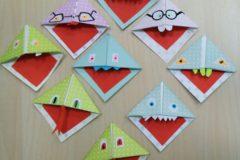 Мастер-класс по скрап-оригами