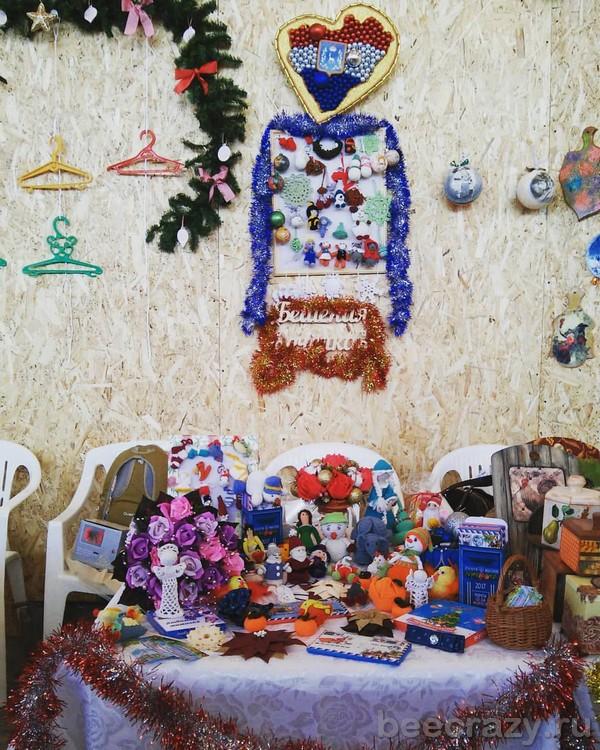 Рождественские узоры Поволжья