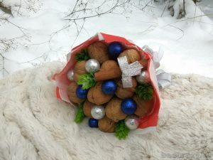 Ореховые букеты